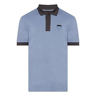 Bicolour Polo Shirt