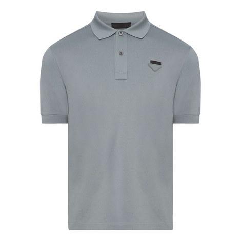 Basic Pique Polo Shirt, ${color}