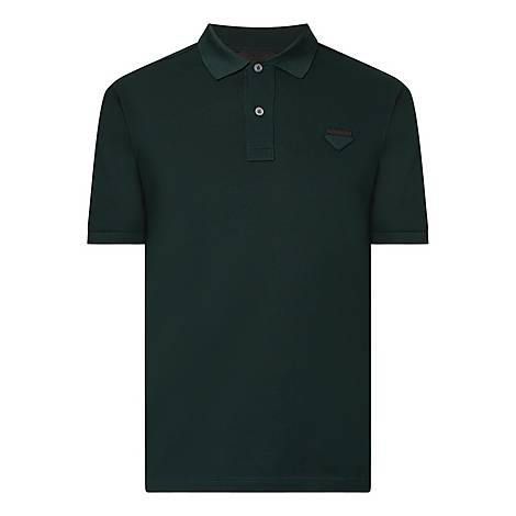 Basic Piqué Polo Shirt, ${color}