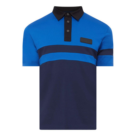Tri-Colour Polo Shirt, ${color}