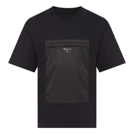 Wide Pocket T-Shirt, ${color}