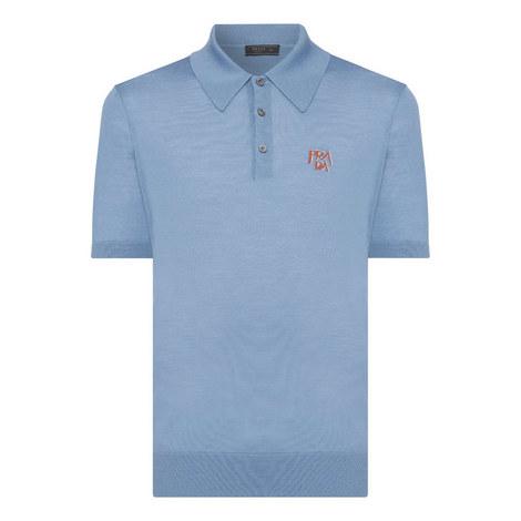 Avio Logo Polo Shirt, ${color}