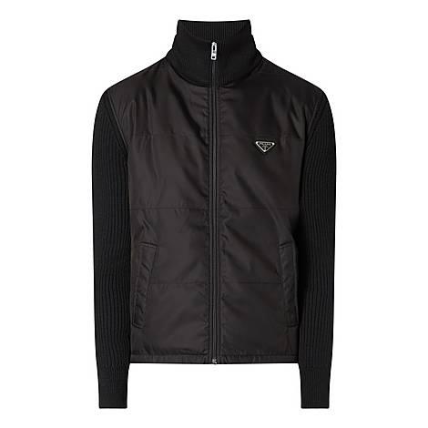 Zip Through Jacket, ${color}