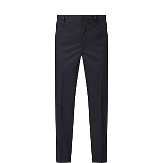 Carot Cotton Trousers