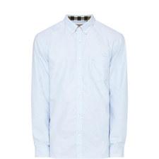 Reagan Check Cuff Shirt