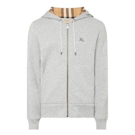 Fordson Check Zip-Up Hoodie , ${color}