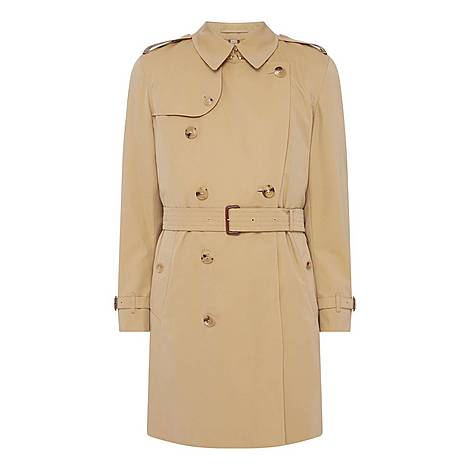 Kensington Heritage Trench Coat, ${color}