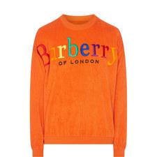Terrycloth Sweatshirt