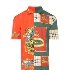 Chester Scarf Print Shirt