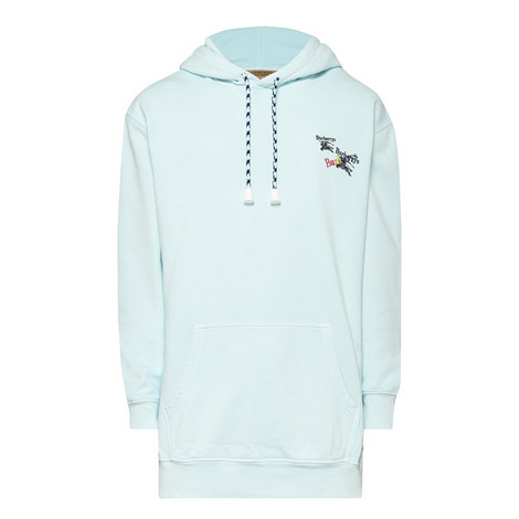 Equestrian Logo Embroidered Hoodie, ${color}