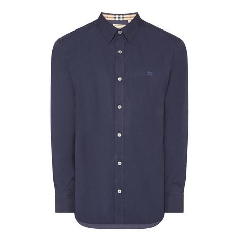 William Cotton Poplin Shirt , ${color}