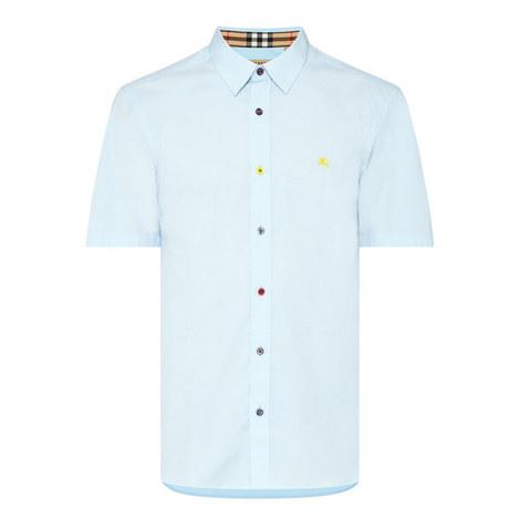 William Cotton Poplin Shirt, ${color}