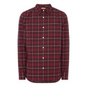 George Check Shirt, ${color}