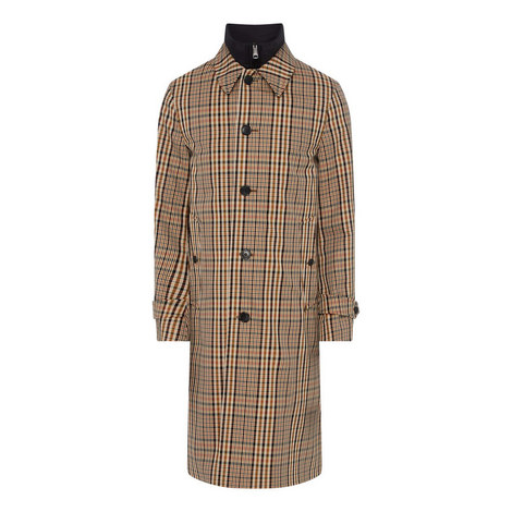 Lenthorne Check Coat, ${color}