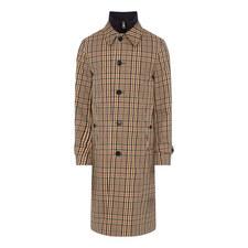 Lenthorne Check Coat