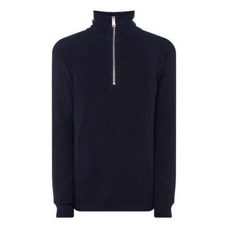Hendon Half-Zip Sweater, ${color}
