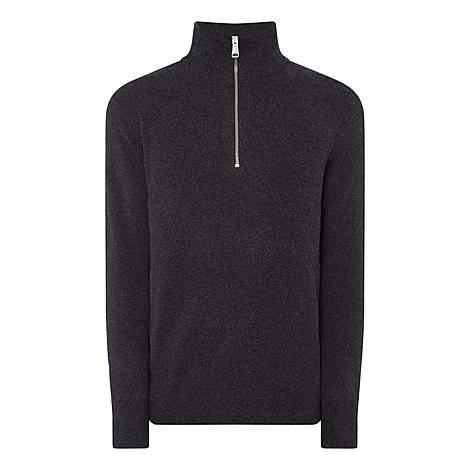 Hendon Half-Zip Sweater, ${color}