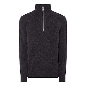 Hendon Half-Zip Sweater