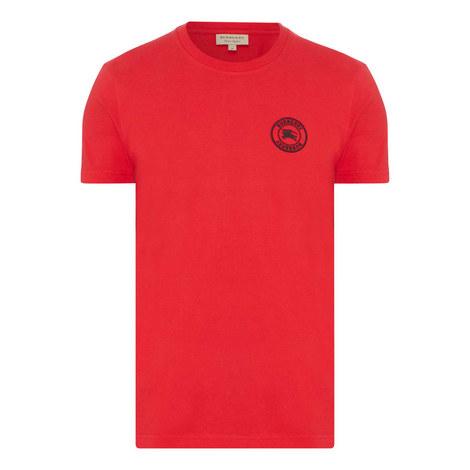 Jenson Circle Logo T-Shirt, ${color}