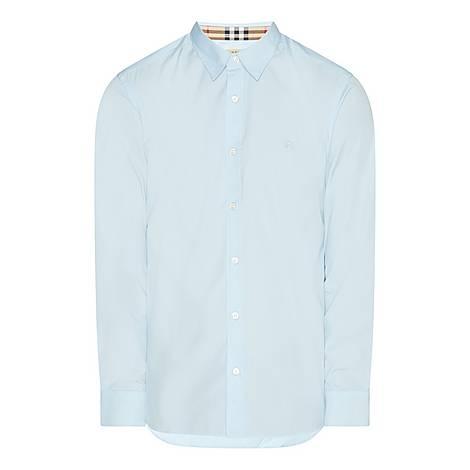 William Single Cuff Shirt, ${color}