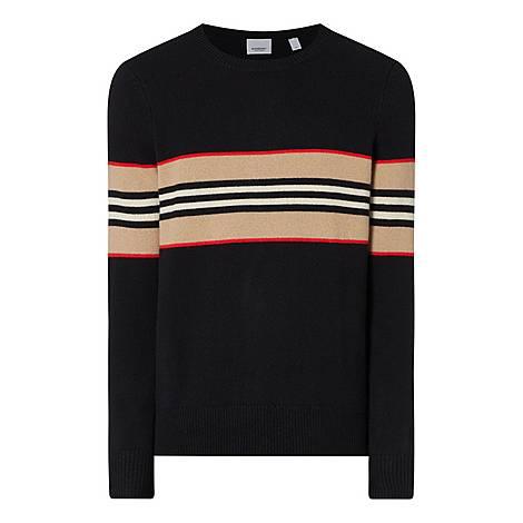 Furlong Stripe Sweater, ${color}