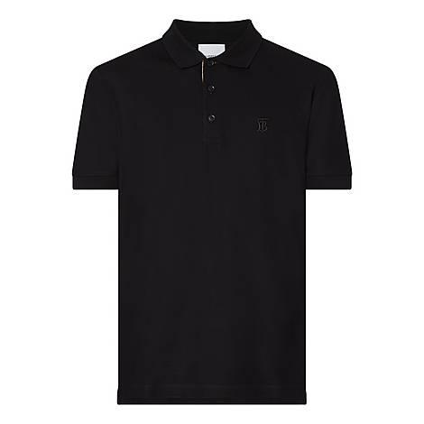 Eddie Check Polo T-Shirt, ${color}