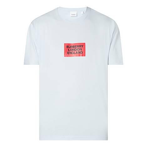 Fenson Logo Box T-Shirt, ${color}
