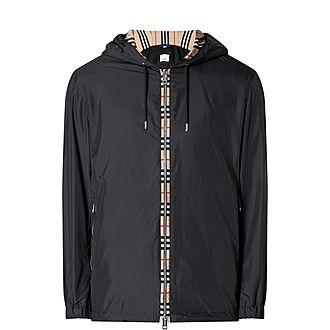 Everton Stripe Casual Jacket