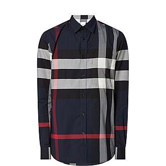 Somerton Large Check Shirt