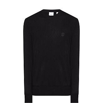 Hudson Crew Neck Cashmere Sweater