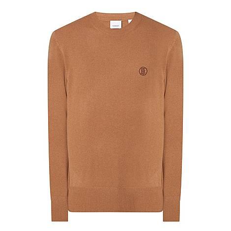 Hudson Cashmere Sweater, ${color}