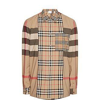 Tisdale Check Shirt
