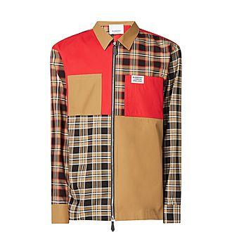 Halkin Patchwork Shirt