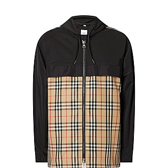Compton Checkered Jacket
