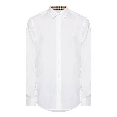 Serj Check Cuff Shirt, ${color}