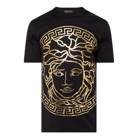 Large Medusa Print T-Shirt, ${color}