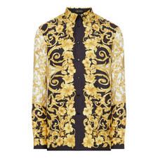 Baroque Hibiscus Shirt
