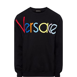 Multicoloured Logo Sweatshirt