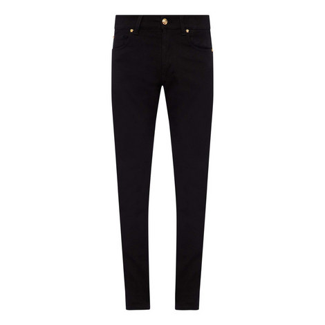 Baroque Straight Jeans, ${color}