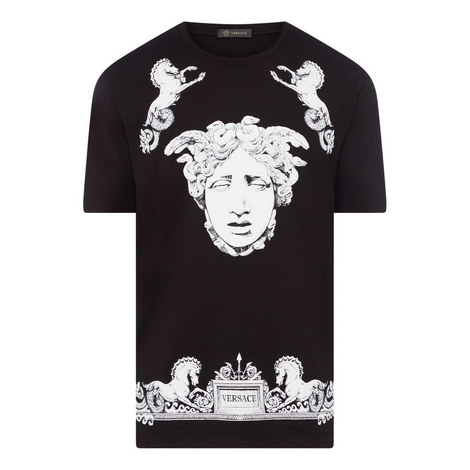 Medusa Seahorse T-Shirt, ${color}