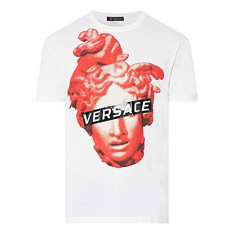 Medusa Print T-Shirt, ${color}