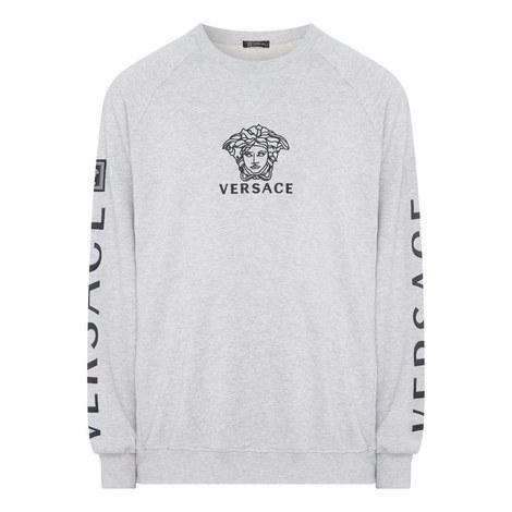 Medusa Logo Sweatshirt, ${color}