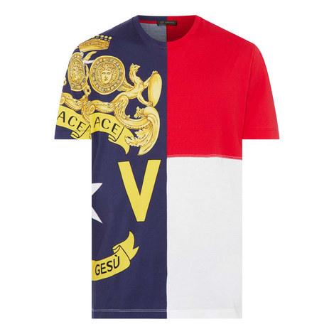 Print Block T-Shirt, ${color}