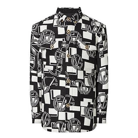 GV Flannel Shirt , ${color}