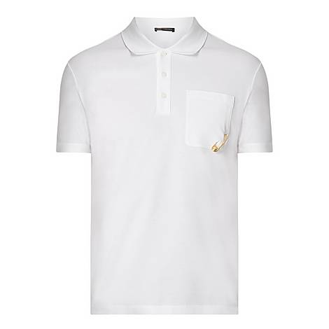 Pin Pocket Polo Shirt, ${color}