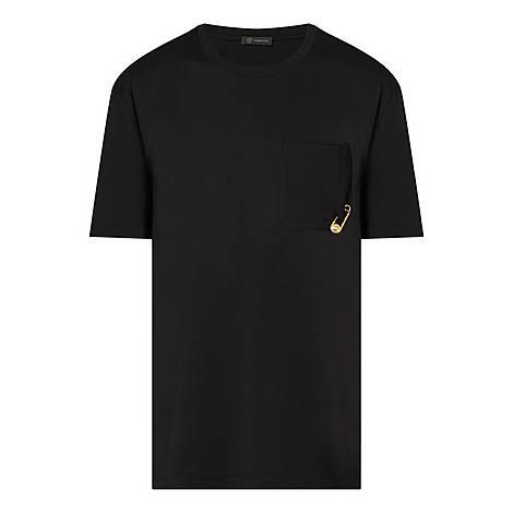 Medusa Pin T-Shirt, ${color}