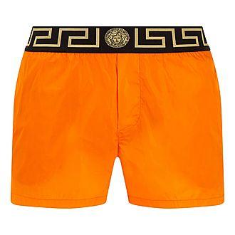 Greca Swim Shorts