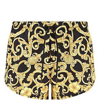 Baroque Swim Shorts
