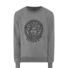 Medusa Gym Crew Neck Sweatshirt