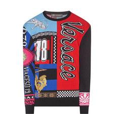 Tifoso Print Sweatshirt